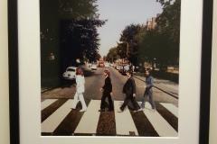 Beatles foto hoes ontwerp