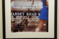 abbey road ontwerp foto voor lp inlijsten