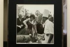 foto Sophia Loren inlijsten