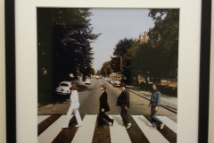 ontwerp foto The Beatles abbey road