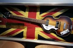 Hofner gitaar Paul Mc Cartney