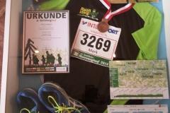 Marathon herinneringen inlijsten